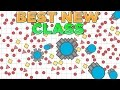 THE NEW BEST CLASS - SHOW ME YOUR CANNON - DIEP.IO OR TANK.IO (NEW DIEPIO)