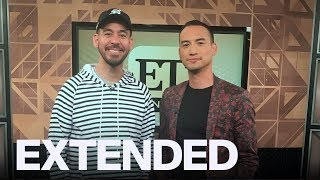 Mike Shinoda Urges Importance Of Discussing Mental Health | EXTENDED