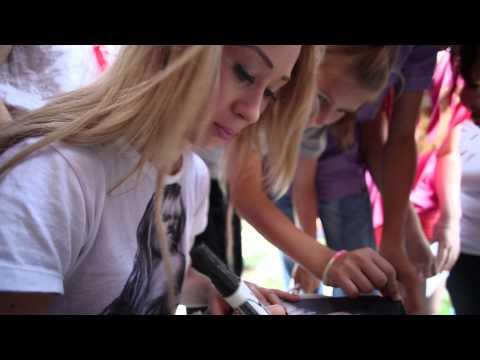 Xonia LIVE Performances Romania 2012