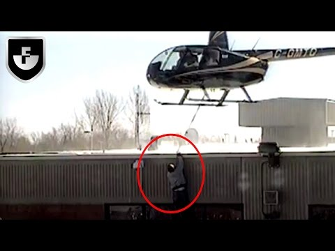 5 Real Prison/Jail Escapes Caught On Camera #2