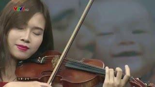 Khánh Linh Violin - Chuyến xe vĩ cầm - Cuộc sống thường ngày.