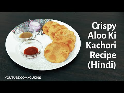 Crispy stuffed Aloo Kachauri Kaise banaye