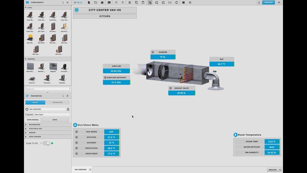 fin stack 4 0 graphic builder equipment youtube