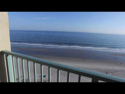 Ocean Front Studio at Sand Dunes Resort - Myrtle Beach Vacation Rental!