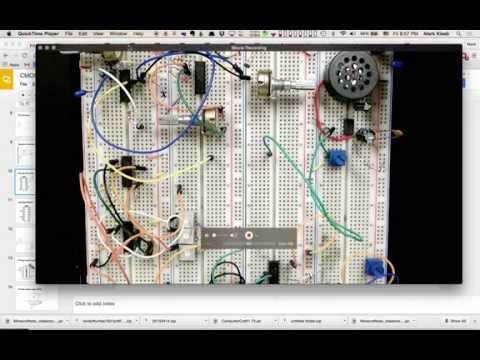 SonicLab - CMOS Circuits and Eagle