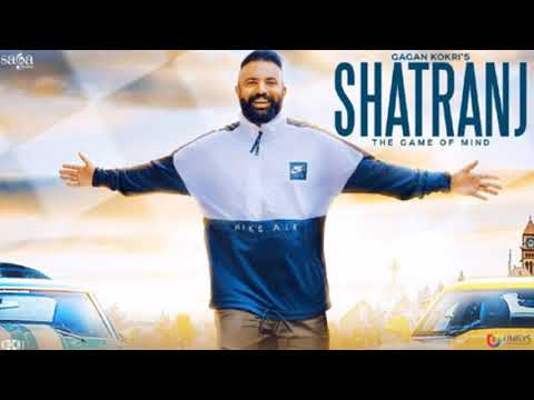 SHATRANJ Ringtone Gagan Kokri New Punjabi Song