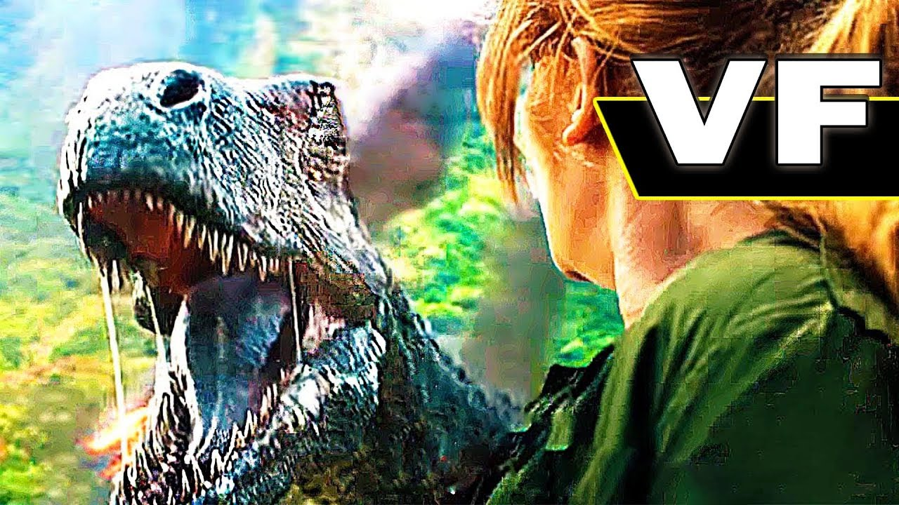 jurassic world 2 bande annonce officielle vf youtube. Black Bedroom Furniture Sets. Home Design Ideas