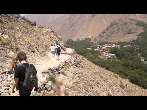 Our trip to Imlil in the high Atlas Mountains, Morocco
