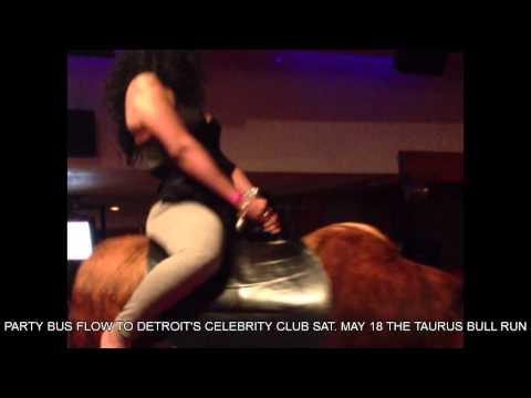 Bull Run @Celebrity Club Detroit, Mi.