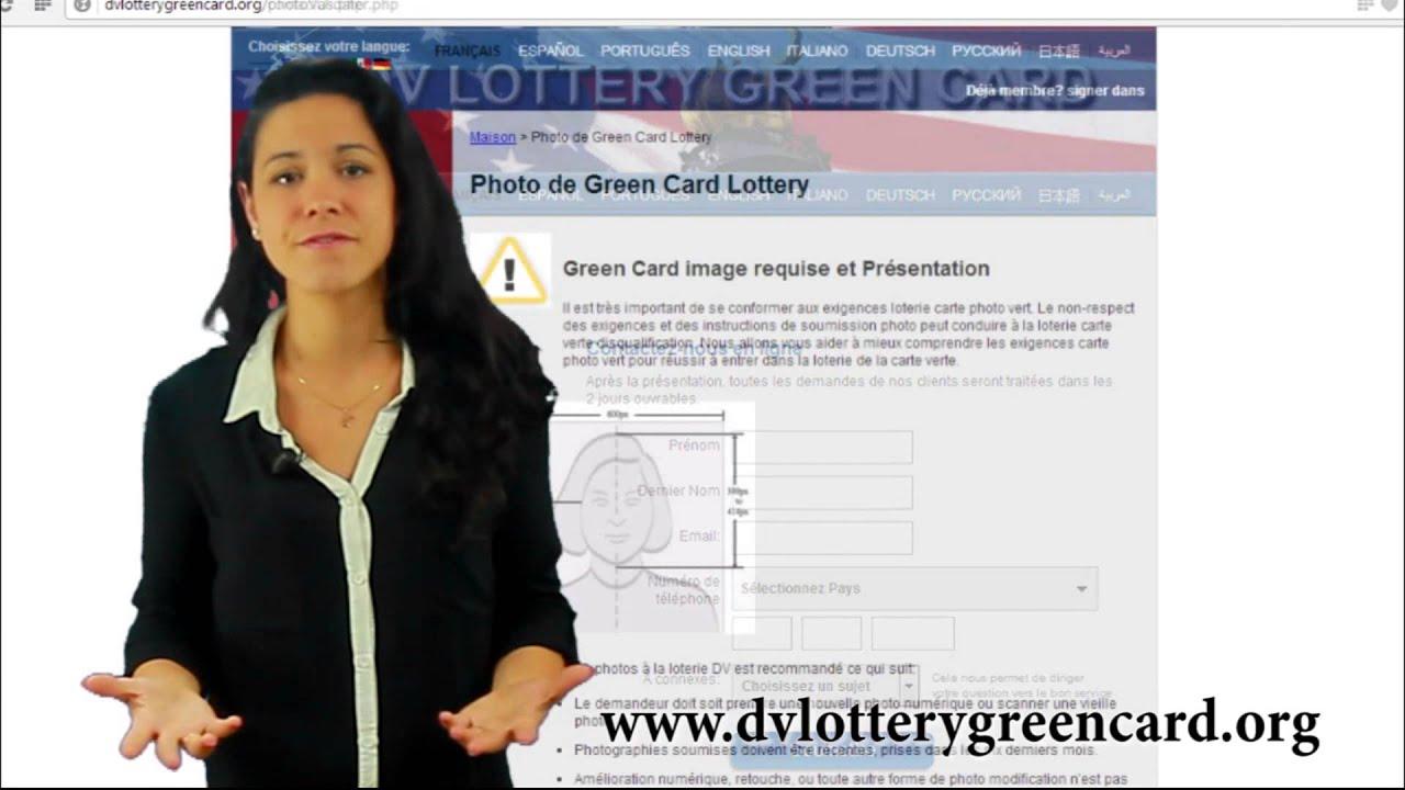 Usa Carte verte loterie Inscrivez-vous gratuitement