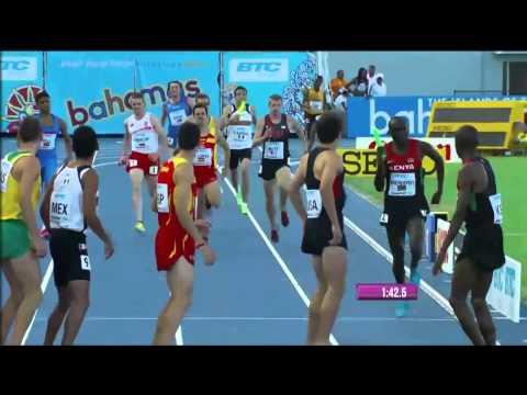 4 x 800m M Australian National Record 7:11:48