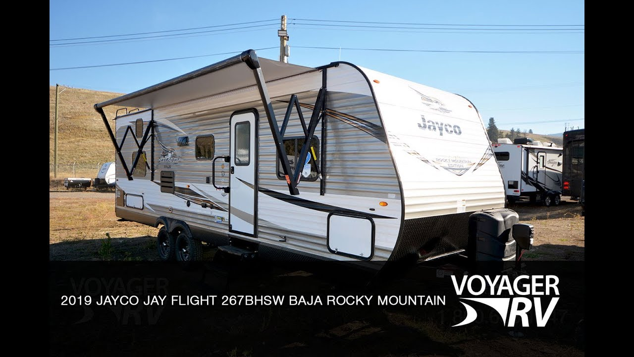 2018 jayco jay flight slx 174bh baja edition