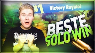 MIJN BESTE SOLO WIN OOIT!! - Fortnite Battle Royale (Nederlands)