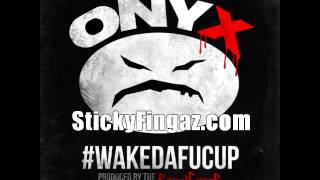 Wakedafucup f/ Dope D.O.D - ONYX (2014) track from new album #WAKEDAFUCUP