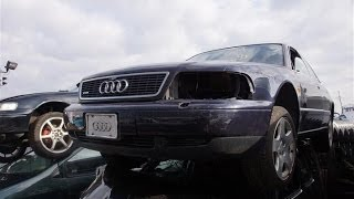 Audi OEM Used Parts For Sale Junk Yard New York New Jersey