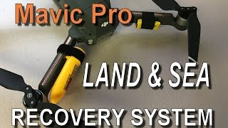 Video DJI Mavic Pro / Platinum - Land and Sea Recovery System download MP3, 3GP, MP4, WEBM, AVI, FLV Juli 2018