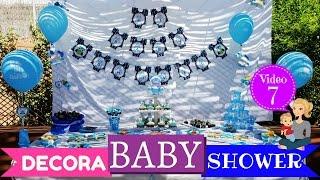 Ideas para baby shower de niña gratis