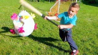 How To Make A Birthday Piñata!