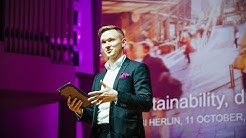 Mission to improve urban life | Keynote by Jussi Herlin | Women in Tech Forum 2019