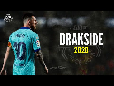 Lionel Messi - Darkside | Skills & Goals | 2019/2020 | HD