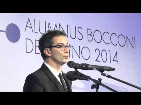 Federico Marchetti, Founder and CEO, YOOX Group, and Alumnus Of The Year 2014