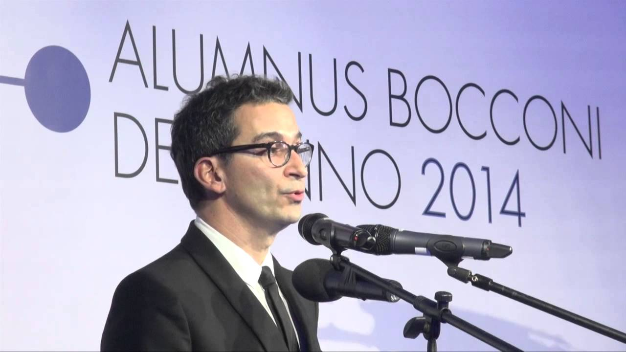 Federico Marchetti Founder and CEO YOOX Group and Alumnus