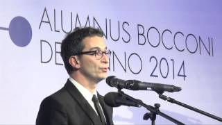 federico marchetti founder and ceo yoox group and alumnus of the year 2014