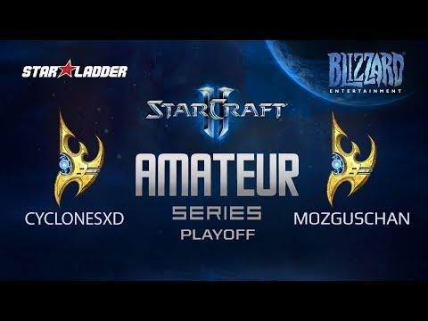 Amateur Series Playoff: CyclonesXD (P) Vs MozgusChan (P)