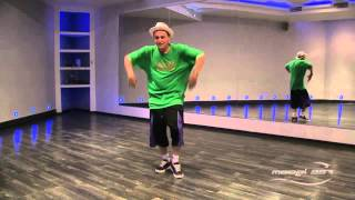 Антон Жуков - 6 урок (Клубные танцы и R&B)