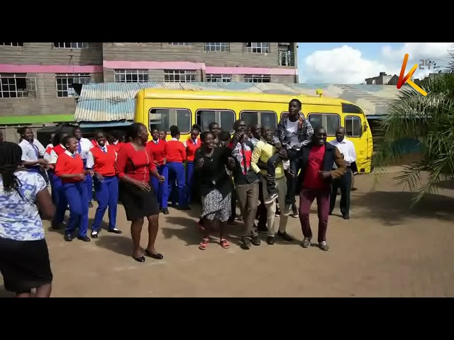 Celebrating achievers: More KCPE candidates lauded