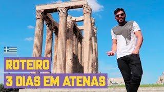 Roteiro Atenas, Grécia | DOUG PELO MUNDO