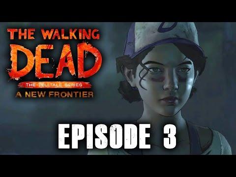 THE WALKING DEAD Season 3 Episode 3 Walkthrough - ABOVE THE LAW FULL EPISODE