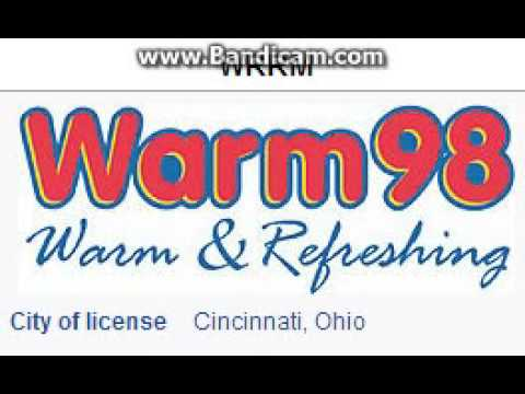 "25 Days of Christmas Radio - Day 5: WRRM 98.5: ""Warm 98"" Cincinnati, OH  TOTH ID 11am ET--12/05/15"