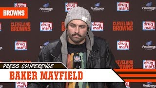 Baker Mayfield Recaps Final Go-Ahead Offensive Drive vs. Bills | Cleveland Browns