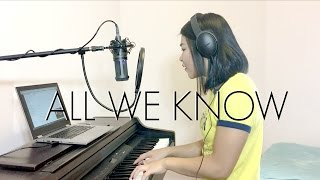 All We Know The Chainsmokers Ft Phoebe Ryan Acoustic Cover By Emily Sin