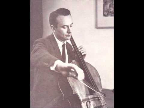 Maurice Gendron - Boccherini - cello concerto no 3 in G major,  G 480