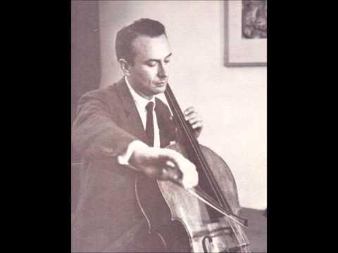 Maurice Gendron - Boccherini - cello concerto no 3 in G major,  G 480