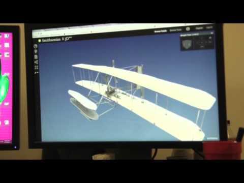Smithsonian Makes 3D Imaging Push