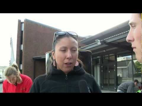 Indigenous Environmental Network about tar sand in Canada