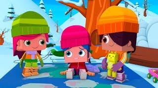 ЙОКО Сборник самых новых серий Мультфильмы для детей