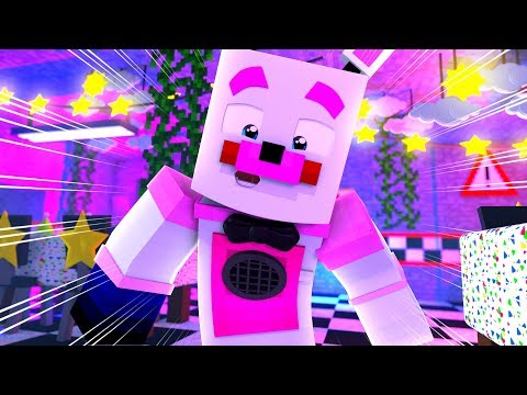 Funtime Freddy's Voice Box Breaks !! | Minecraft FNAF Roleplay thumbnail