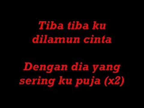 Aliff Aziz-Ini Satu Kisah (With Lyrics)