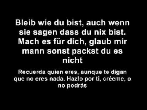 Bushido- Alles wird gut ( Español - Deutsch )