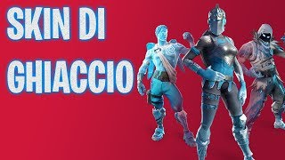 Fortnite ITA 🔴 Here are the Ice Skins! Let's play with the subscribers!