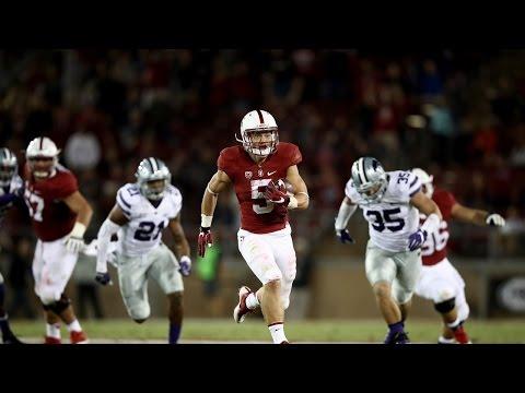 Recap: Christian McCaffrey, Ryan Burns lead Stanford football past Kansas State
