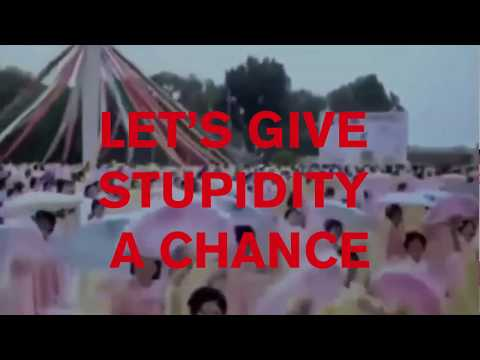 Pet Shop Boys - Give stupidity a chance (lyric video) Mp3