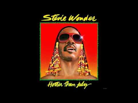 Stevie Wonder - Hotter Than July (Side 2) - 1980 - 33 RPM
