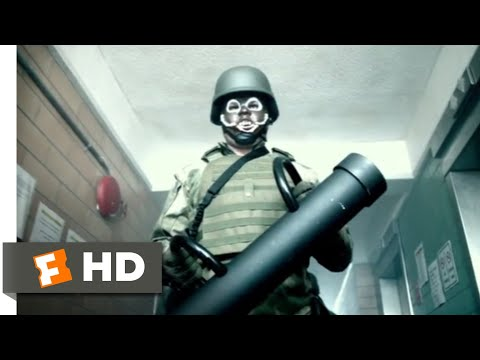 The First Purge (2018) - The Devil at the Door Scene (9/10) | Movieclips