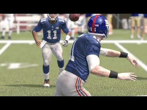 Madden 16 Top 10 Plays of the Week Episode #11 - DAUNTE CULPEPPER CATCHES 50+ YARD TD FROM TIM TEBOW