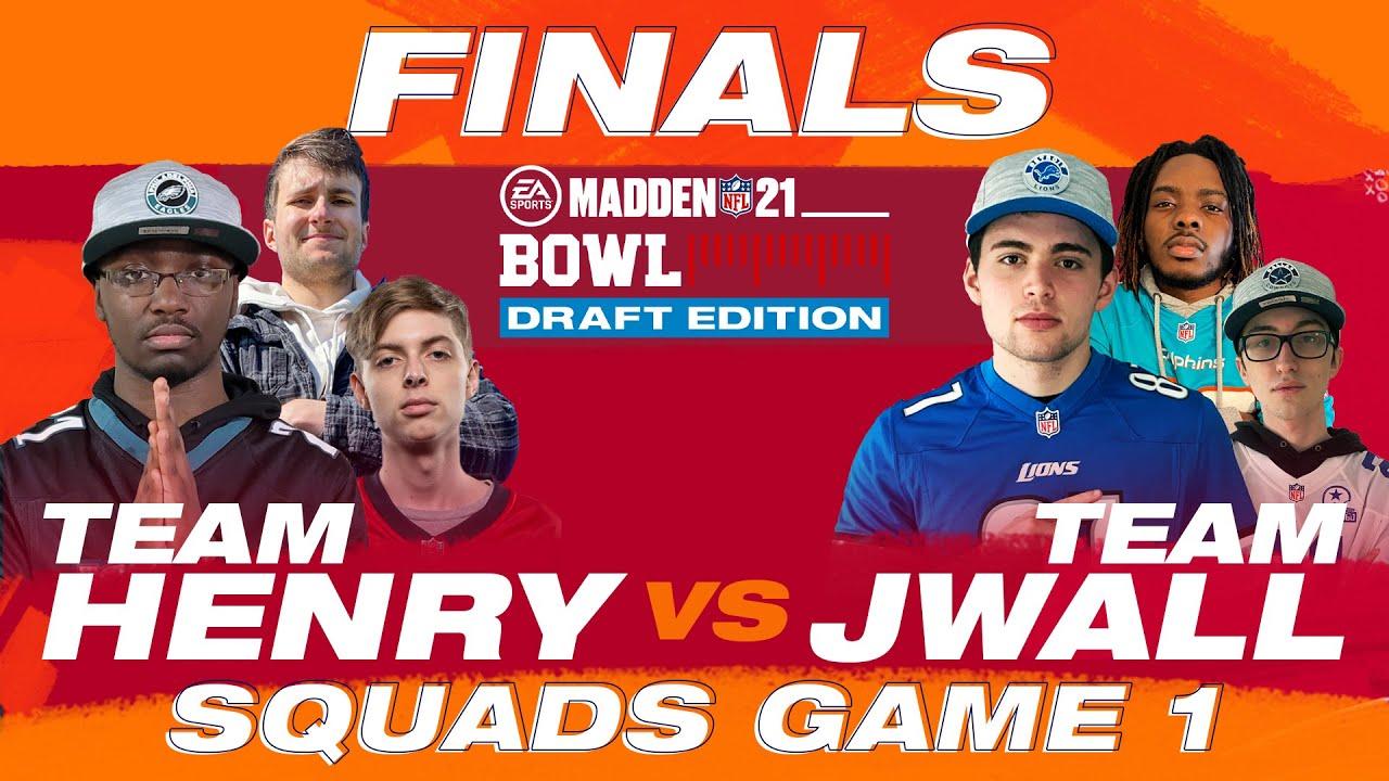 🚨 A 2OT BarnBurner 👀 🚨 | 1 of 2 Squads | Madden Bowl Finals | Madden 21